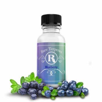 Blueberry mockup