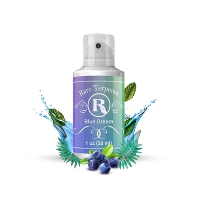 Blue Dream Spray Bottles