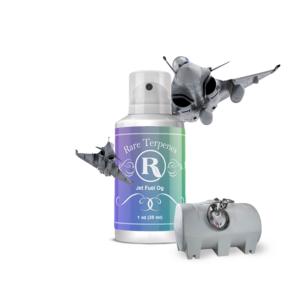Jet Fuel Spray Bottle