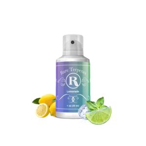 Lemonade Terpene Spray Bottle