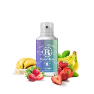 Strawberry Banana Spray Bottle